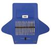 addiClick Standard Rocket [squared] Interchangeable Needle Set, Dream Weaver Yarns LLC