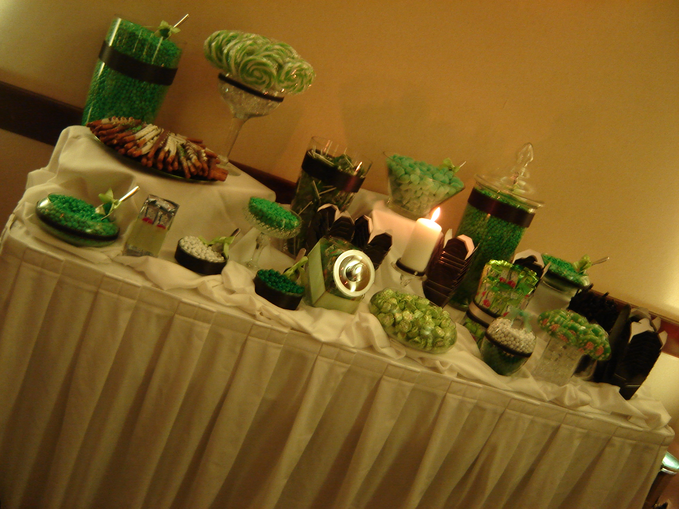 candy table  Your Dream Wedding  Events Blog