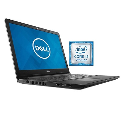 Dell Inspiron I3567 - 3636 Intel Core i3 Laptop 15 Inch 8 GB RAM 1 TB Hard Drive - Black