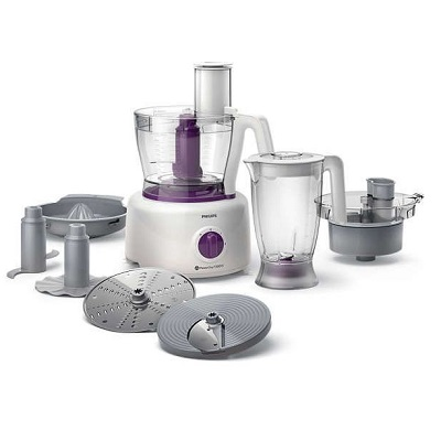 Philips Compact 3 In 1 Food Processor - HR7762/91