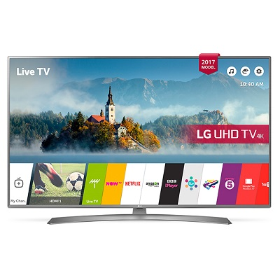 LG ULTRA HD 4K TV 65 Inch - UJ670V