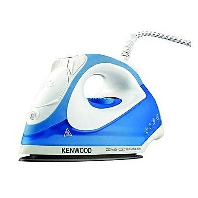 Kenwood Steam Iron ISP100 Blue - Dreamworks Integrated Systems