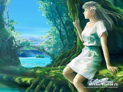 Работы художника Ютака Кагайя (Yutaka Kagaya)