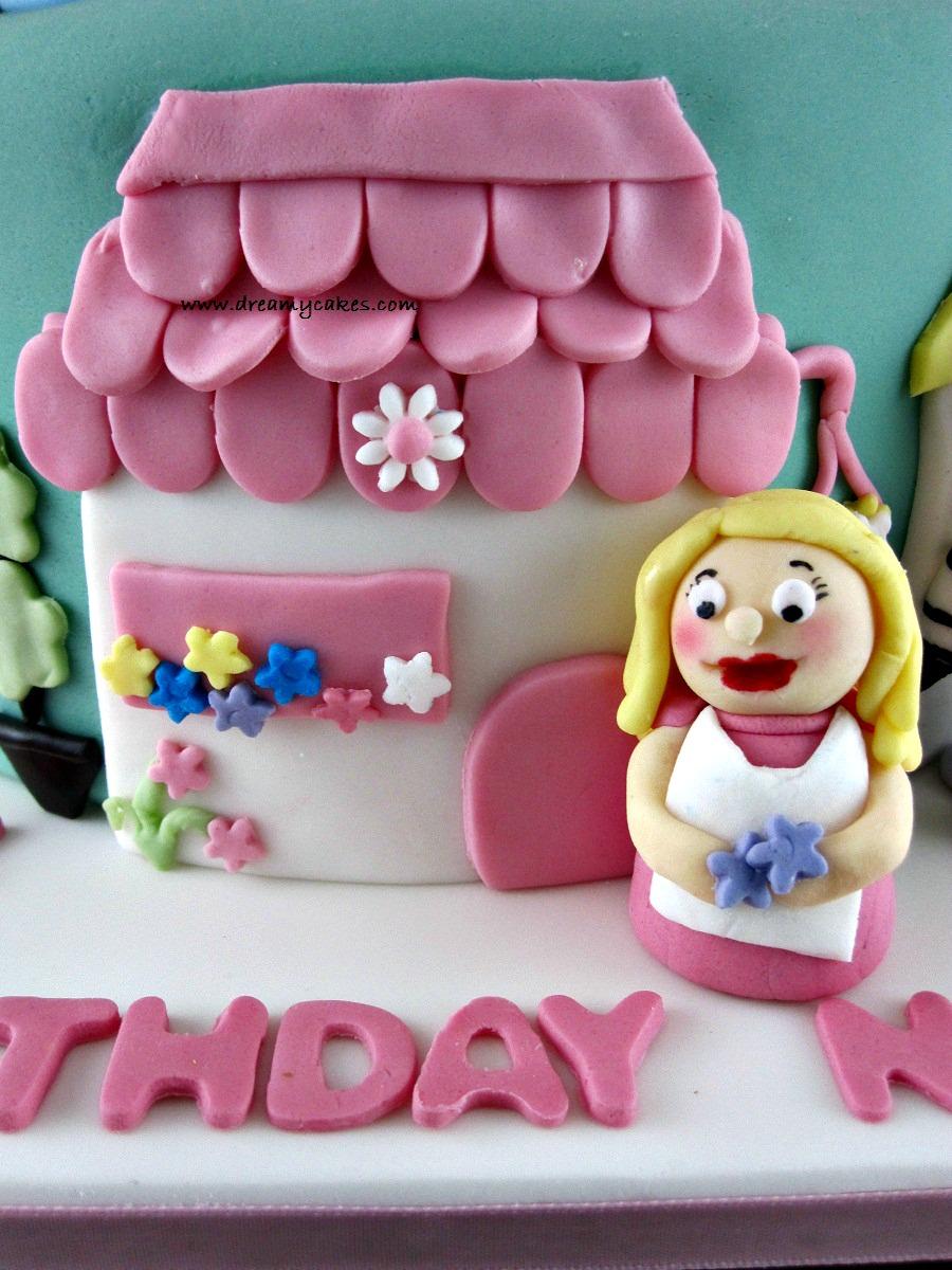 A Very Special Birthday Cake
