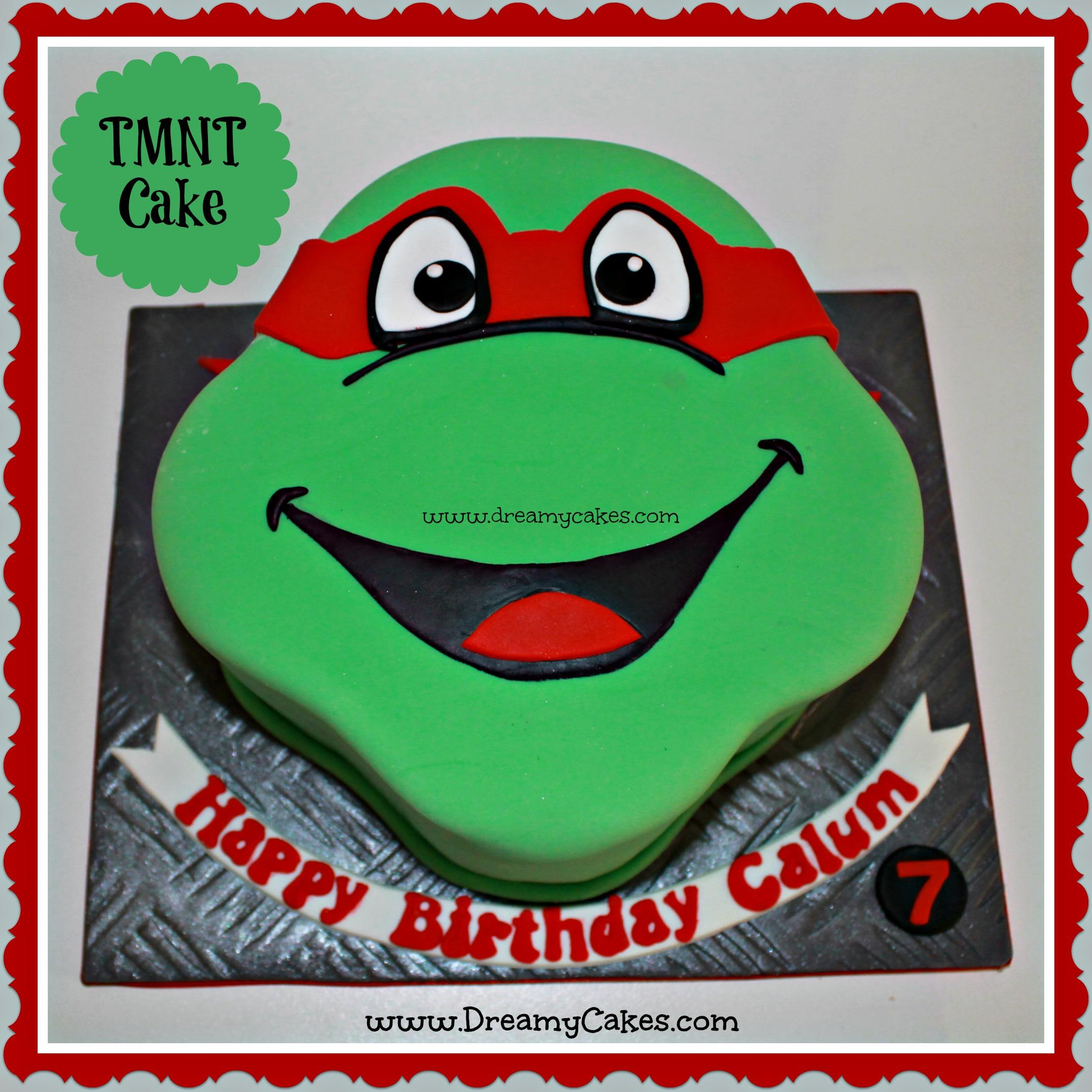 Tmnt Cakes And Party Ideas