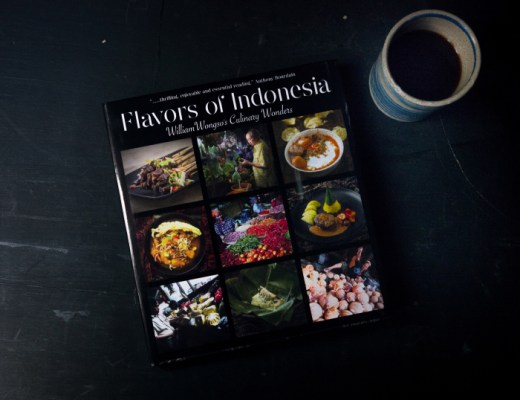 Flavors of Indonesia by William Wongso