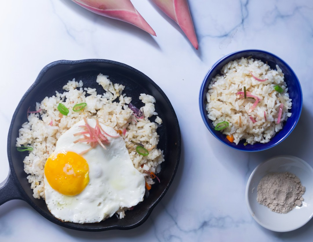 Torch Ginger Fried Rice