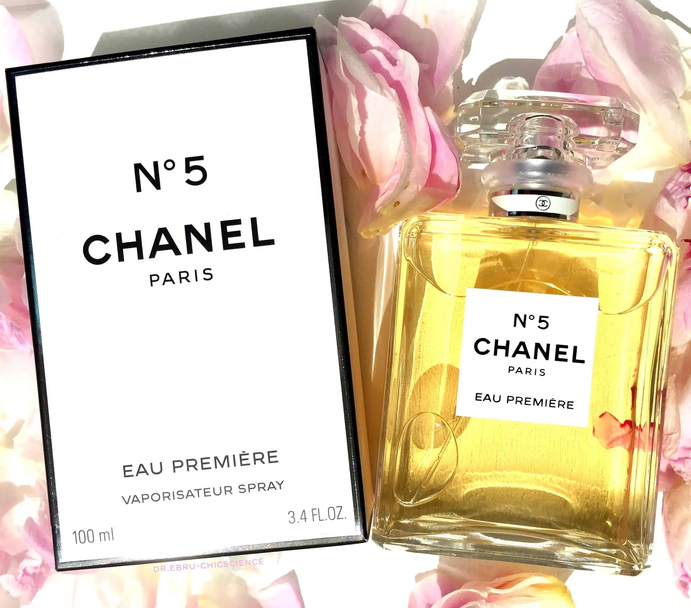 Chanel N5 Eau Premiere Eau De Parfum Chicscience