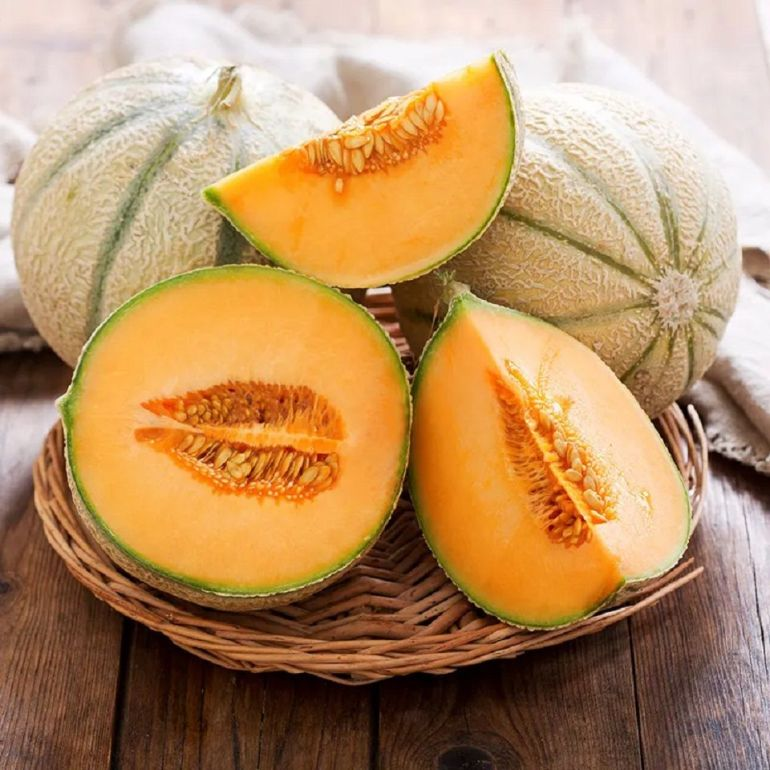 Heart of Gold - Types of Melon