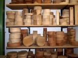 Holzlager, Vorbereitete Rohlinge
