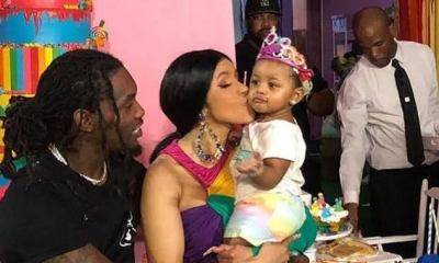Offset Buys 2 Year Old Daughter A $20K Hermes Birkin Purse To Carry Her Toys