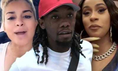 Offset Reportedly Back With His Baby Mama Shya L'amour
