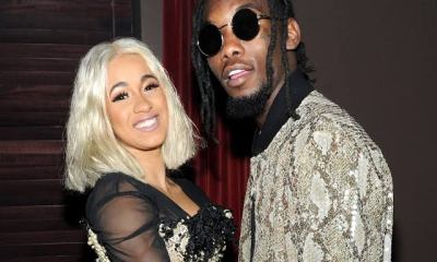 Offset Gifts Cardi B A $500K Rolls Royce For Her 28th Birthday