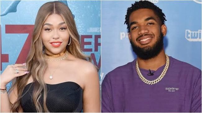 Karl-Anthony Towns Is Super Supportive Of Jordyn Woods' OnlyFans