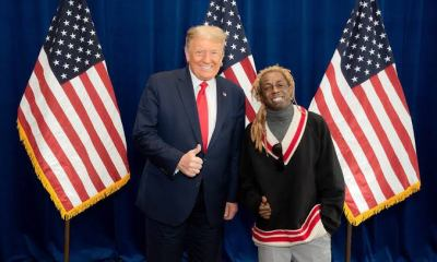 Lil Wayne 'Paid Millions' To Endorse Trump & Be 'Super-Spreader' In Black Community