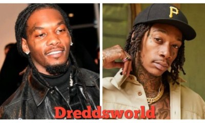Offset Disses Wiz Khalifa After He Retweeted Shady Comment On Cardi B