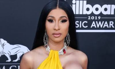 """Cardi B Playfully Warns Vince McMahon After WWE Segment: """"Count Your F*ckin Days"""""""