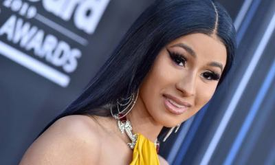 """Cardi B's 'Washpoppin Inc' Company Files Legal Docs To Lock Down The Rights To The Phrase """"Bardi Beauty"""" For Her Beauty Line"""