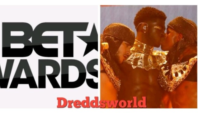 BET Under Fire For Airing Lil Nas X 'Gay Kiss' At BET Awards
