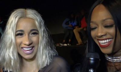 Trina Sparks Debate After Naming Cardi B As The Best New Female Rapper In The Last 5 Years