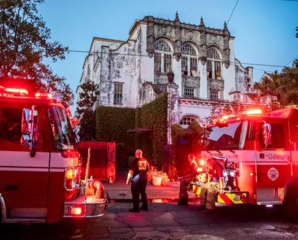 Beyonce & Jay Z's Mansion Fire Investigated As Possible Arson