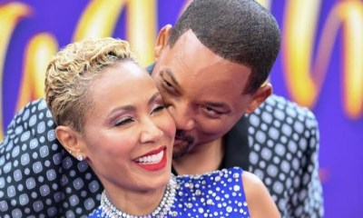 Will Smith Says He & Jada Are In A Non-monogamous Marriage