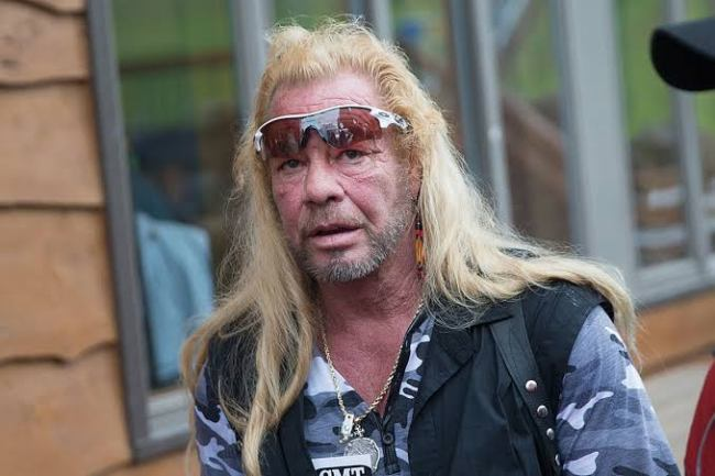Dog The Bounty Hunter Claims He Jad A Pass In The Black Tribe To Use The 'N-Word'
