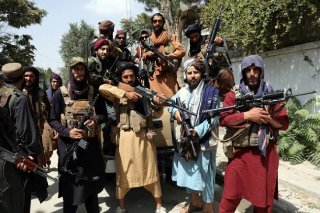 Taliban Celebrate Beheading Of Afghan Soldier In Shocking Clip