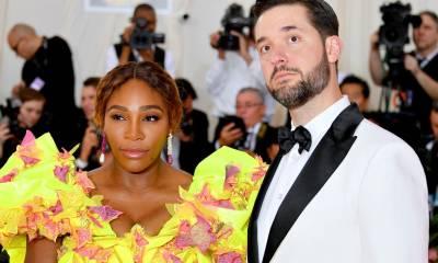 Serena Williams & Husband Alexis Ohanian Spark Divorce Rumor