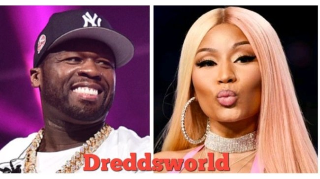 50 Cent Says He Wants to Star in a Rom-Com With Nicki Minaj
