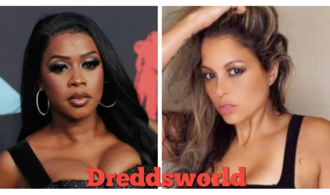 """Remy Ma Badly Beaten & """"Stomped Out"""" Years Ago By Model & Video Vixen Gloria Velez"""