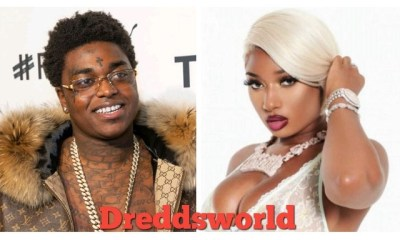 """Kodak Black's Producer Airs Out Megan Thee Stallion After She Tweets """"YB Better"""""""