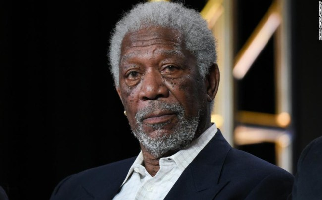 """Morgan Freeman Rejects Movement To Defund The Police: """"Most Of Them Are Doing Their Job"""""""