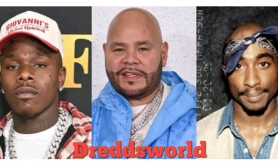 Fat Joe Says DaBaby Is The 2021 Version Of Tupac
