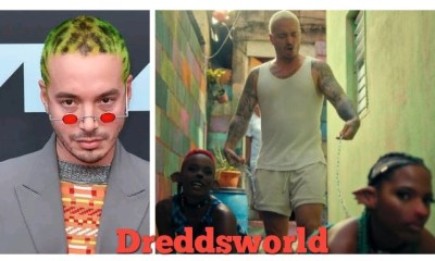 J Balvin Issues Apology For Depicting Black Women As Dogs In 'Perra' Video