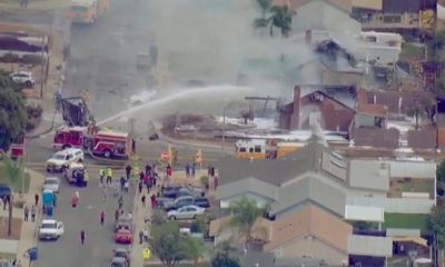 Plane Crashes In California Neighborhood, At Least 2 Dead