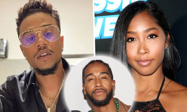 B2K Reunites As Lil Fizz Apologizes To Omarion On Stage For Dating His Ex Apryl Jones