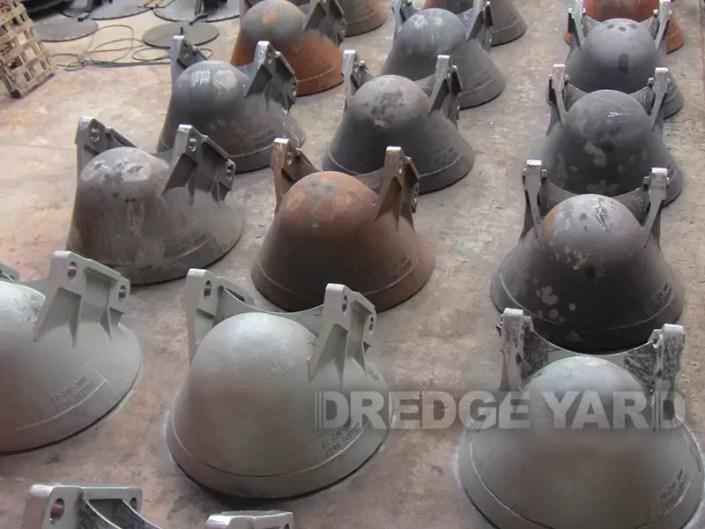 Dredge Yard bucket
