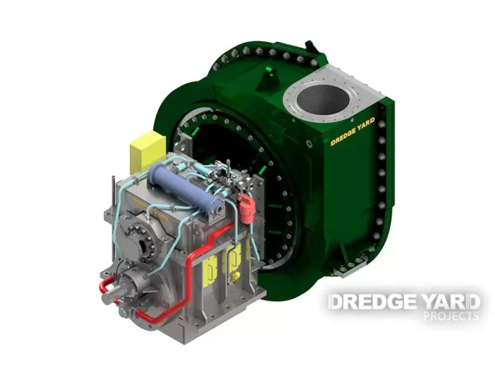 Double walled pump design