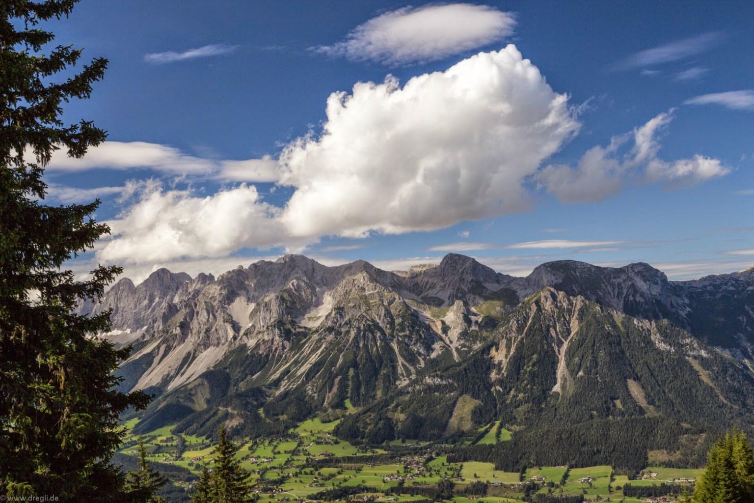 Dachstein - Tauern Region Part 1 _ 8