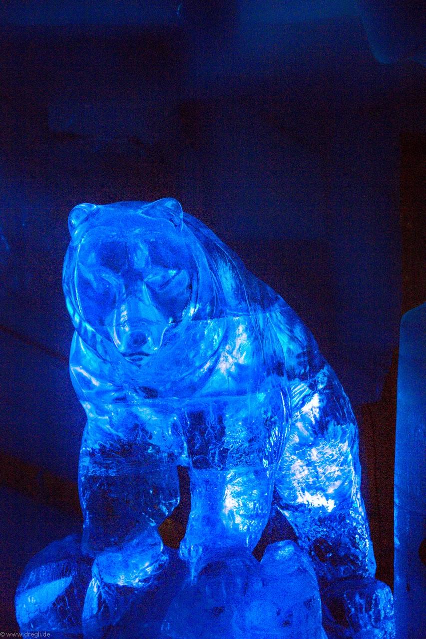Skulpturen aus Eis 4