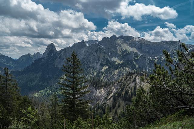 Allgaeuer - Ammergauer Alpen 2015 -14