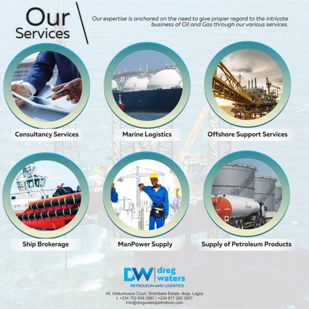Nigeria Oil and Gas, Marine Licences and Permits with Speed - Dreg Waters Petroleum and Logistics