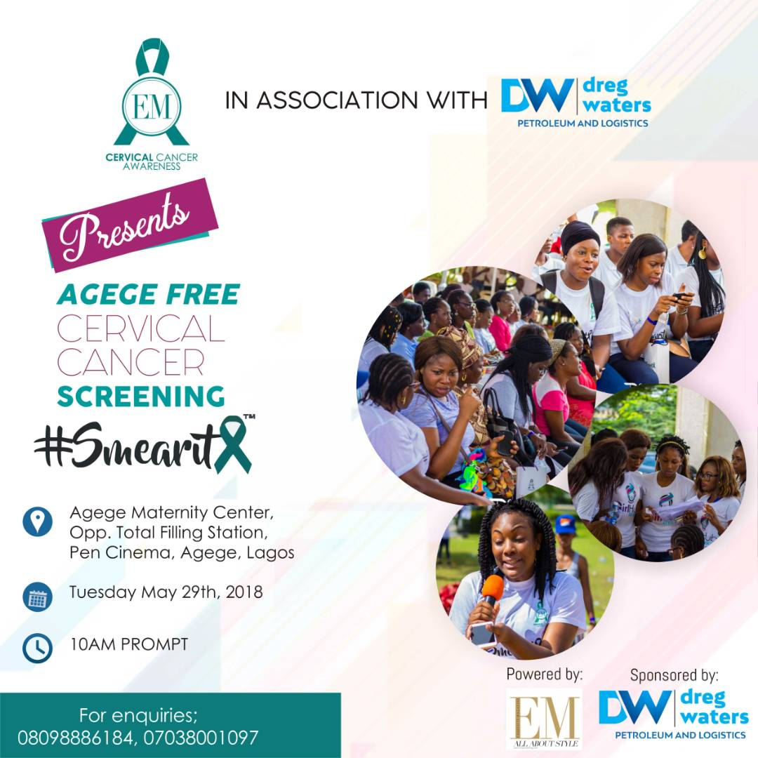 Agege Women to Enjoy Free Cervical Cancer Screening | Dreg Waters Petroleum and Logistics