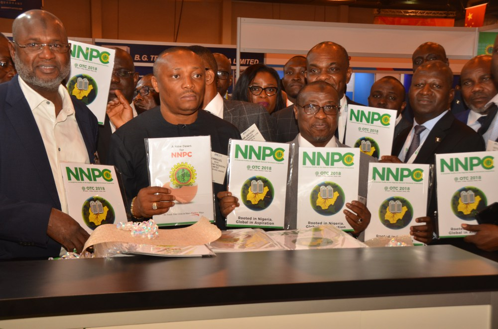 NNPC raises $12bn for projects, crude forward sales | Dreg Waters Petroleum and Logistics