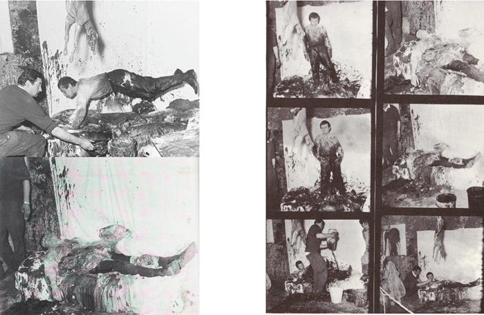 Nitsch: 3. Aktion 1963