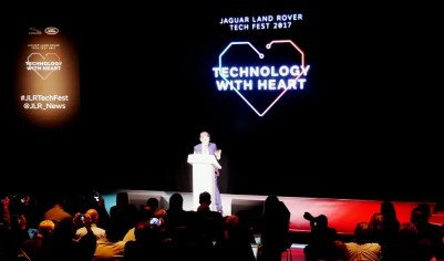 Jaguar Techfest London 2017