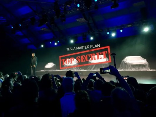 Elon Musk enthüllt seinen Masterplan