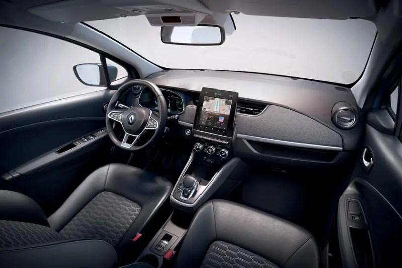 Renault Zoe Cockpit