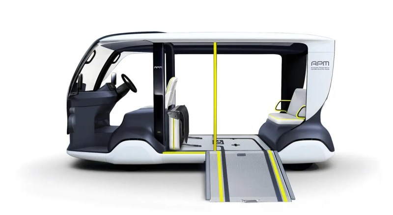 APM Toyota Rollstuhlgerecht